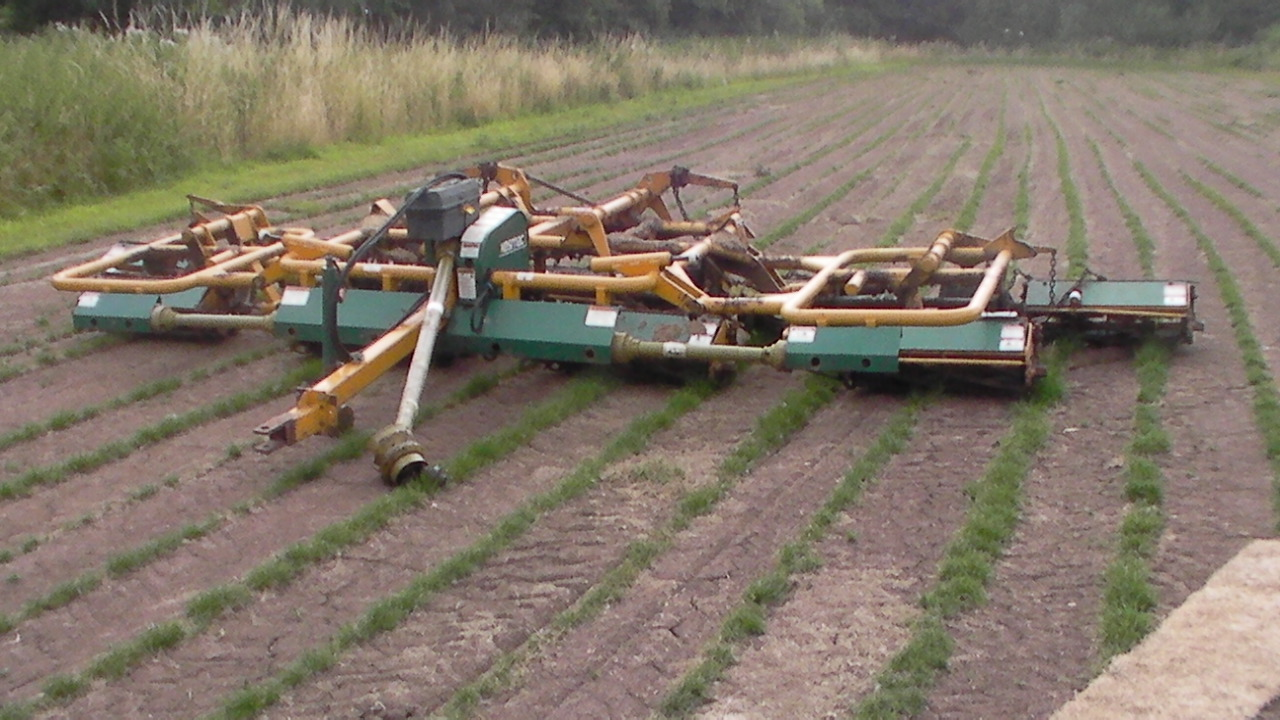 Kesmac gang mowers- NOW SOLD for sale