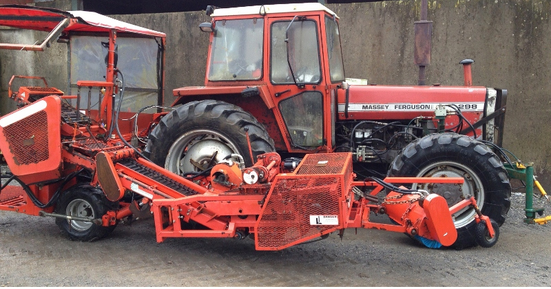*WANTED* Turf Harvester for sale