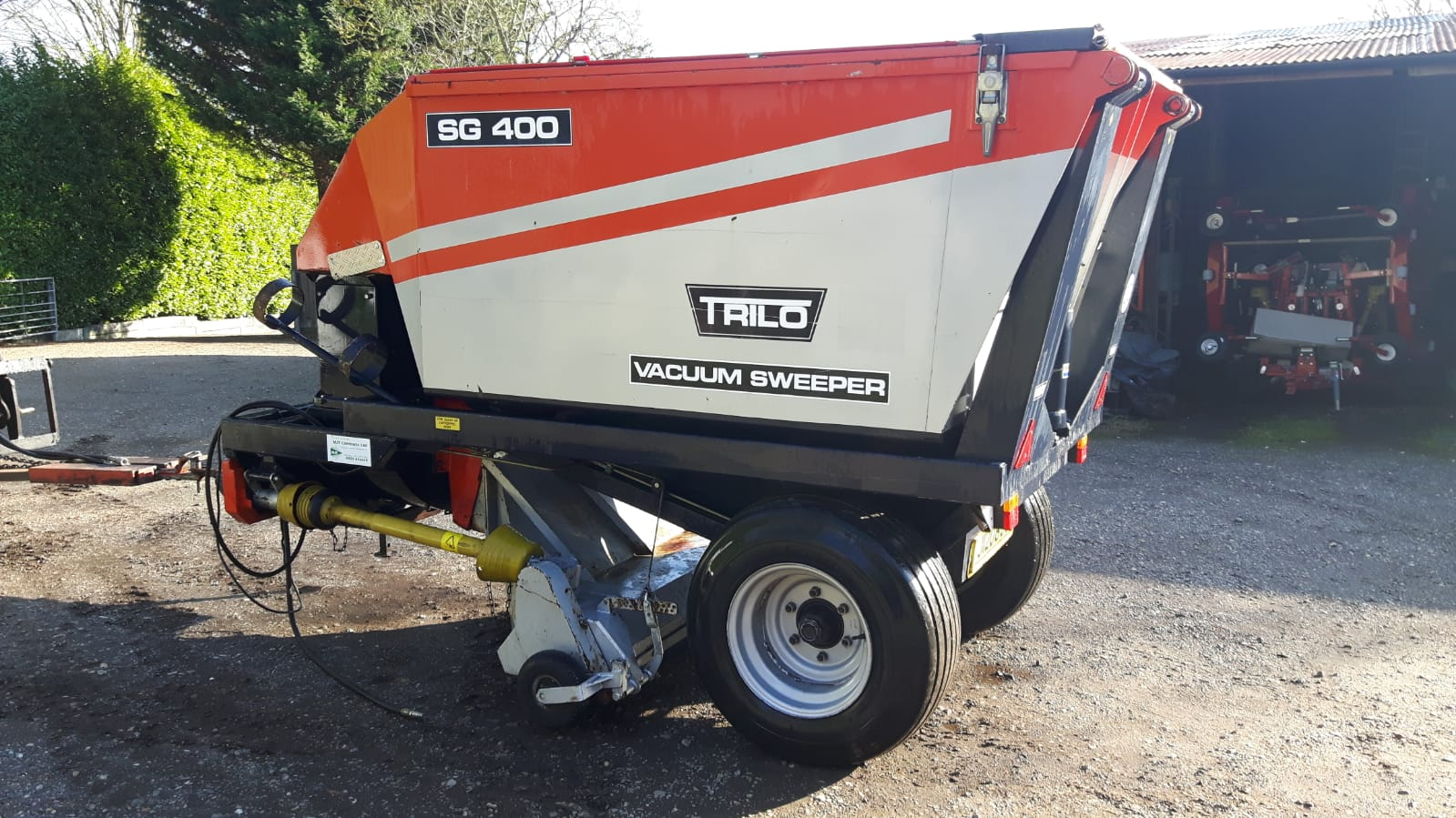 Trilo SG400 for sale