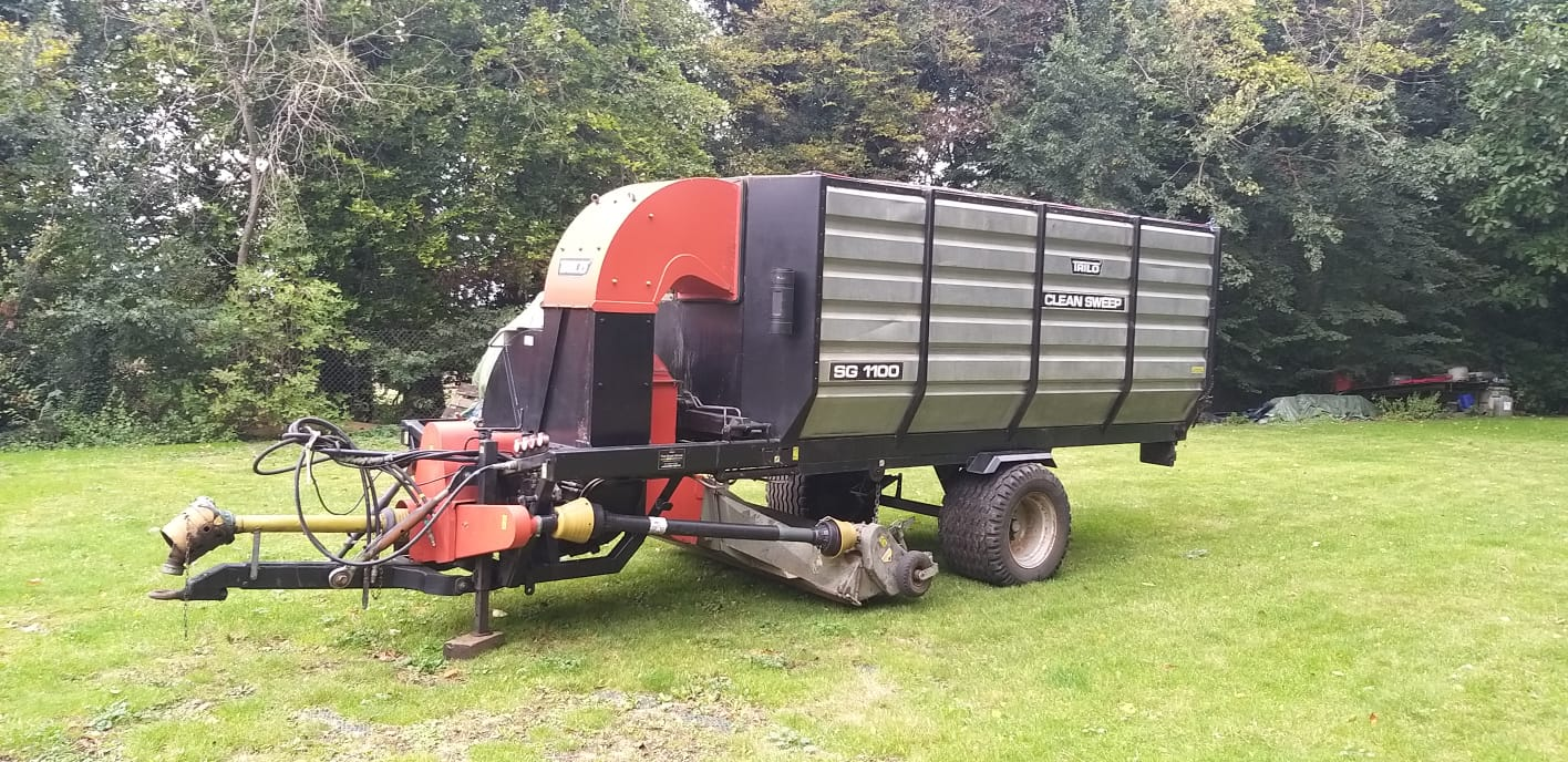 Second Hand Trilo SG1100 for sale