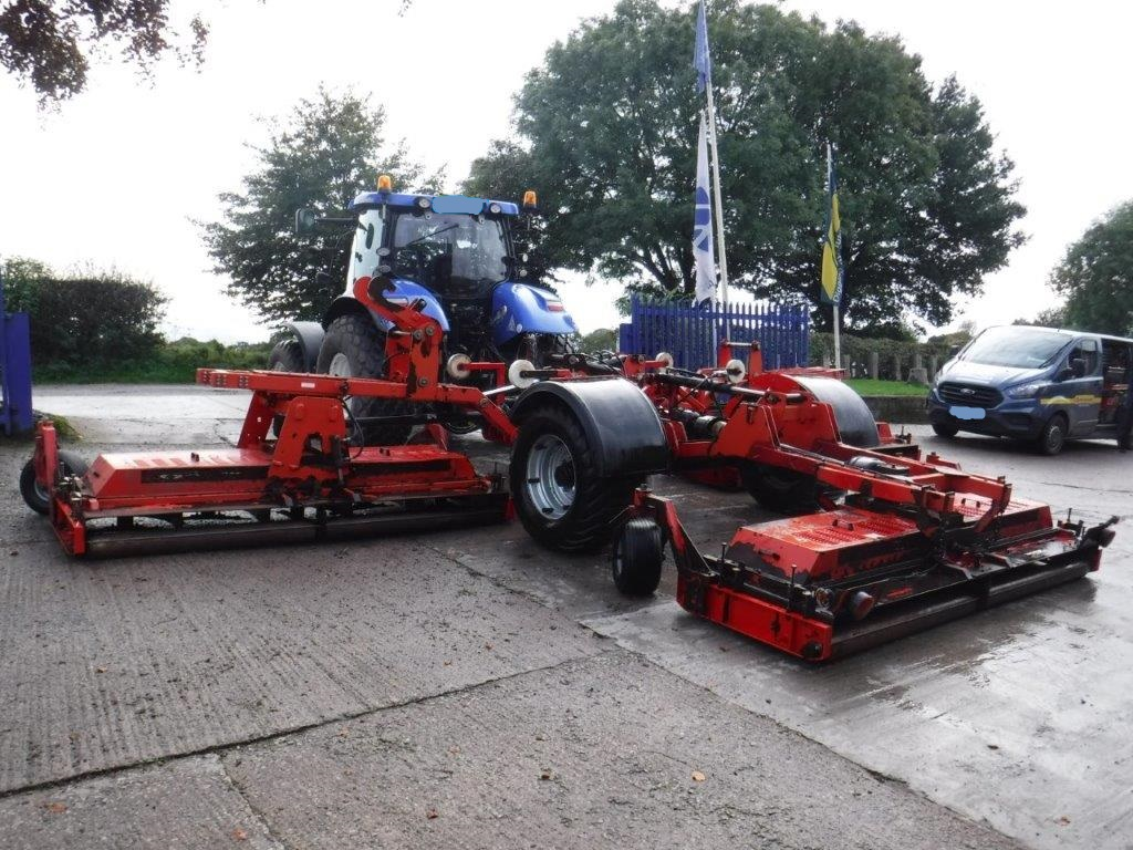 HALLMARKET TURF MOWER for sale