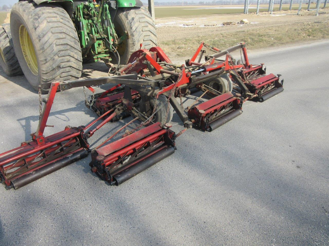 Brouwer  7 Gang Reel Mower for sale