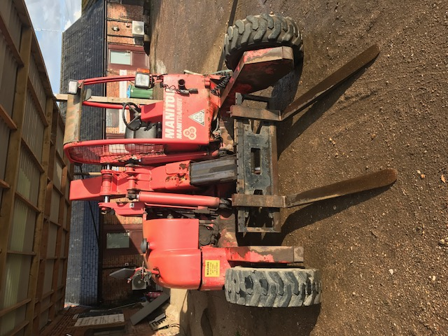 Manitou forklifts for sale for sale