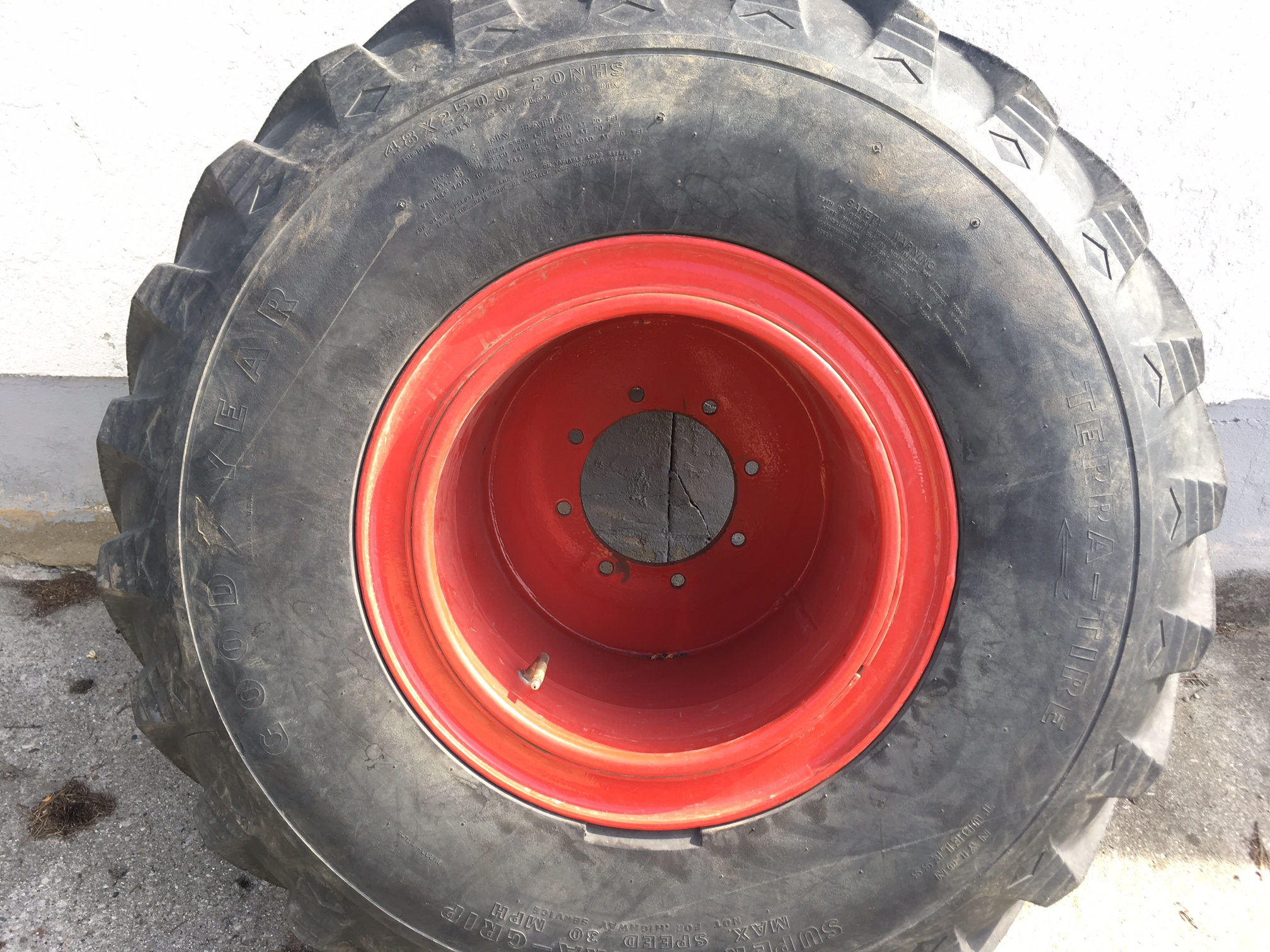 Extra Wide Turf Tires & Wheels  for sale