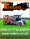 Trebro UK Turf Harvesters