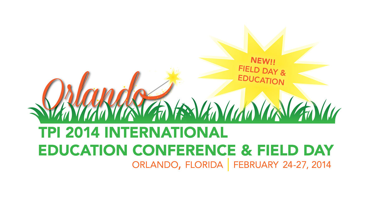 TPI 2014 International Education Conference & Field Day for sale