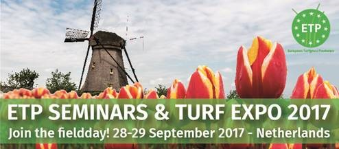 ETP Seminars & Turf Expo 2017 for sale