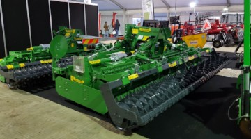 AMIA servicing the Turf Industry with Valentini Stone Buriers and more... for sale
